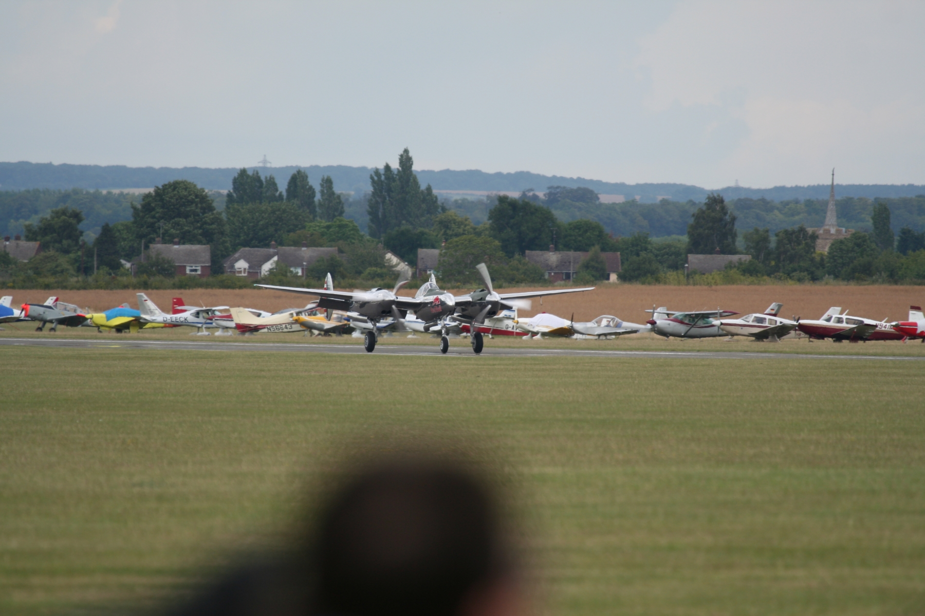 Flying Legends - Duxford 2011