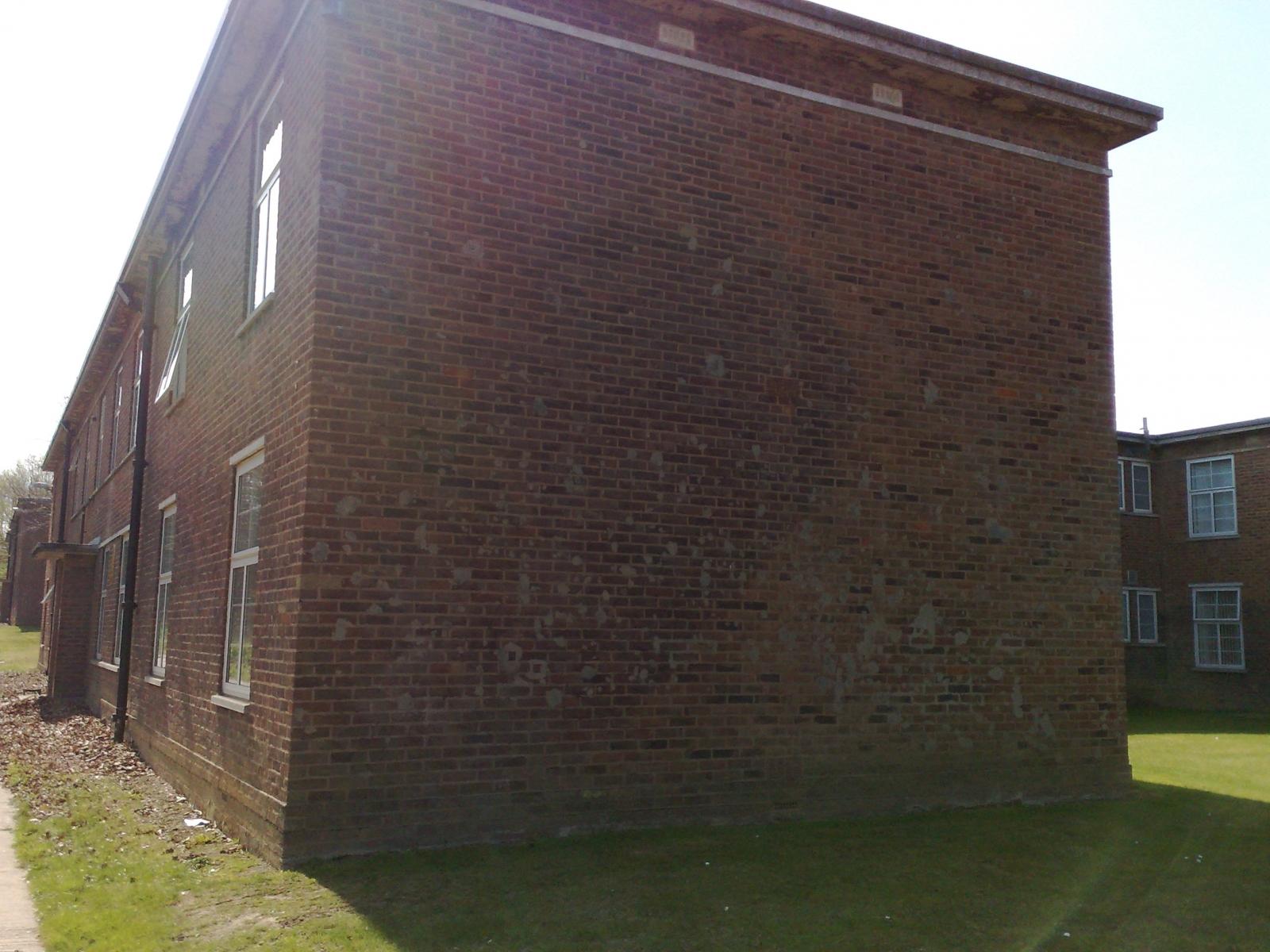 H-block camo still visible