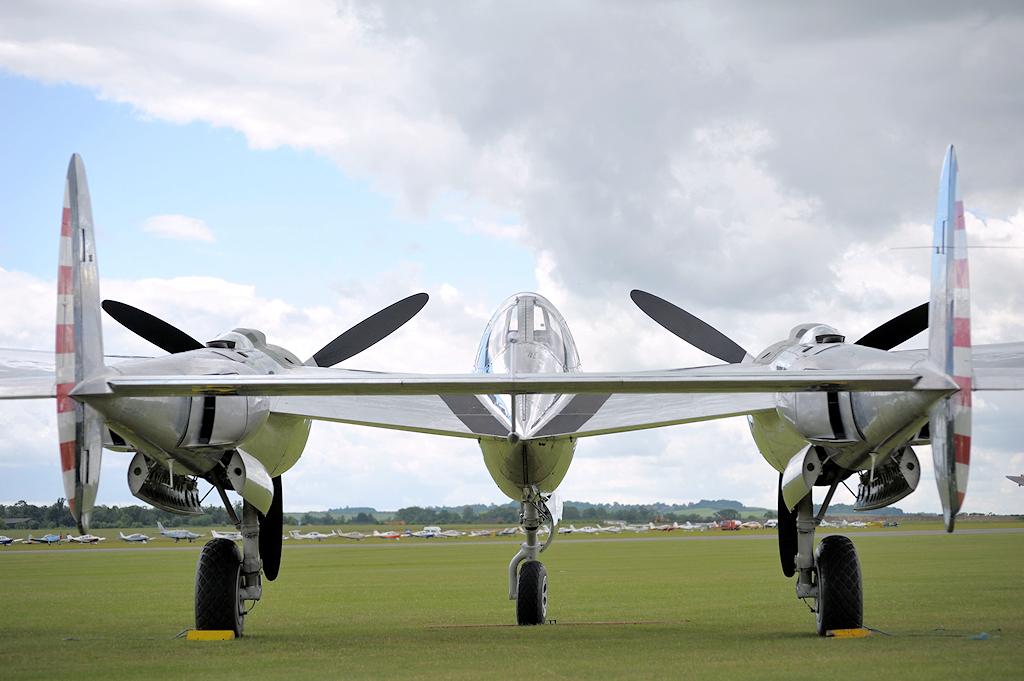 P38 Display