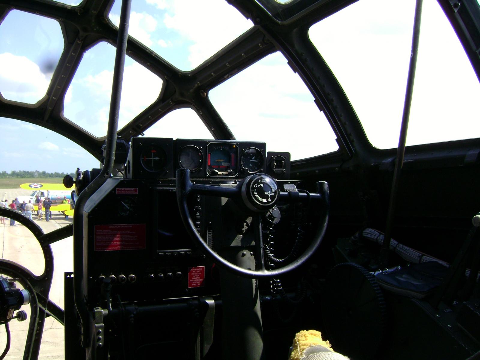 Co-Pilot Seat
