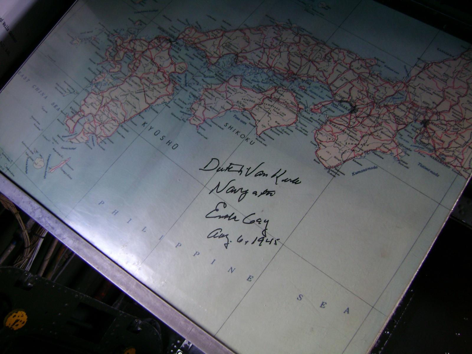 Navigator Map