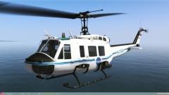 UH-1H NASA