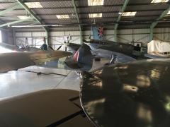 Spitfires Galore!