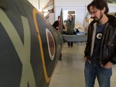 Spitfire IX TD314