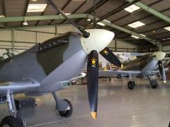 Spitfire IX MK912