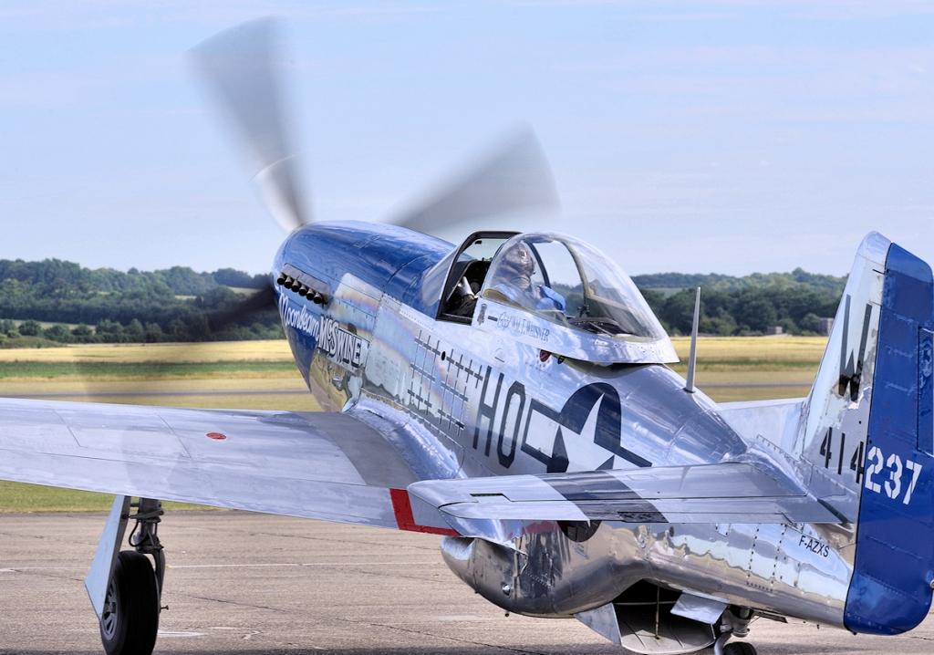 Duxford 2015 Aeroplanes Part 2