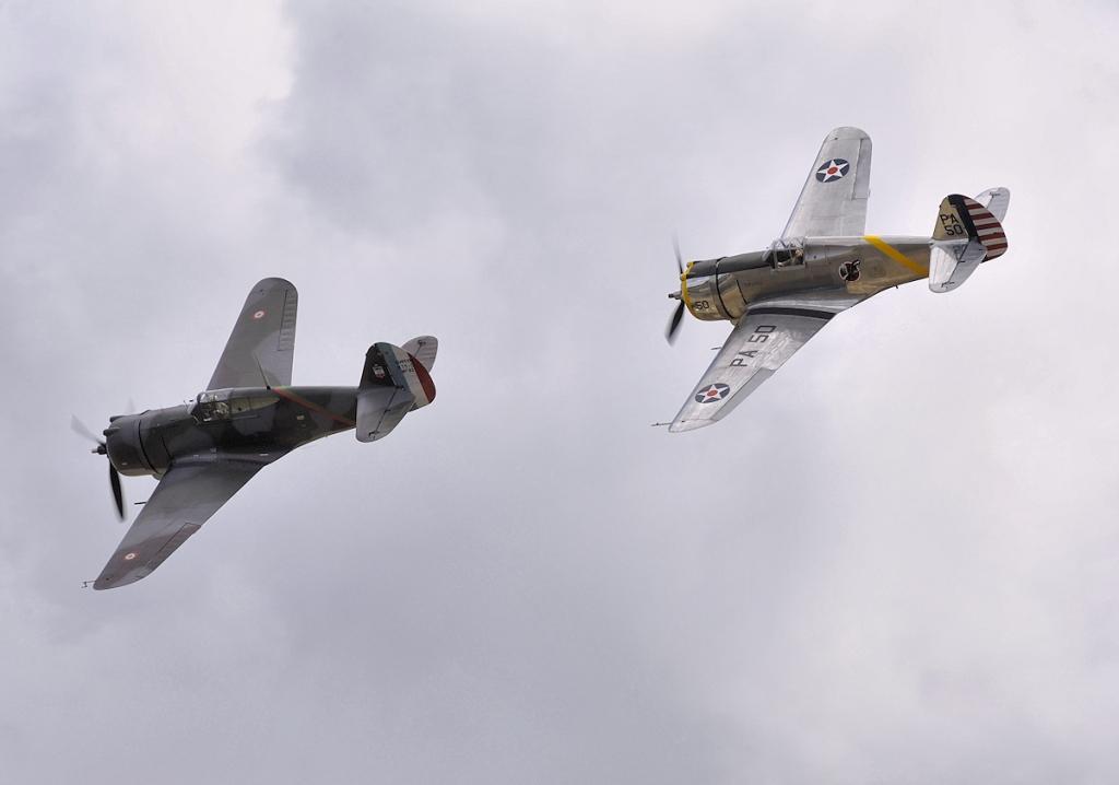 Duxford 2015 Aeroplanes Part 3