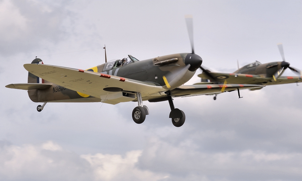 Duxford 2015 Aeroplanes Part 4