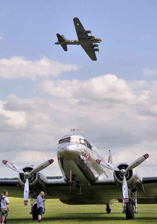 Duxford 2016 planes
