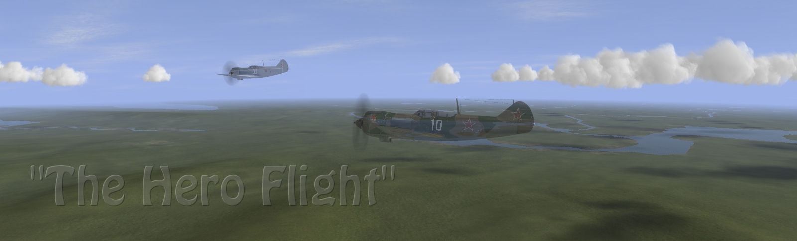 TOAD IL2 Screenies