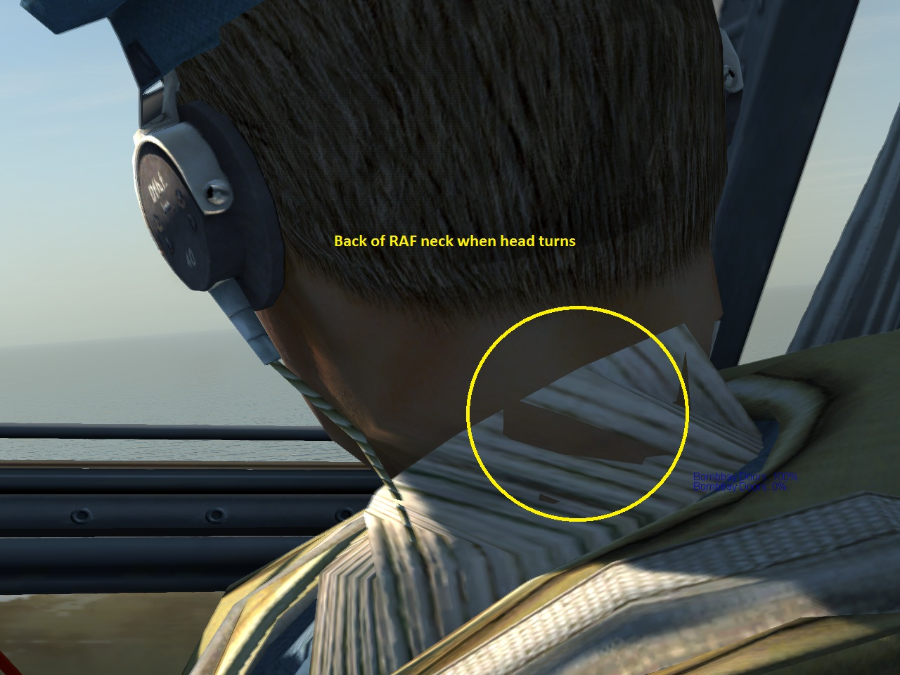 RAF neck