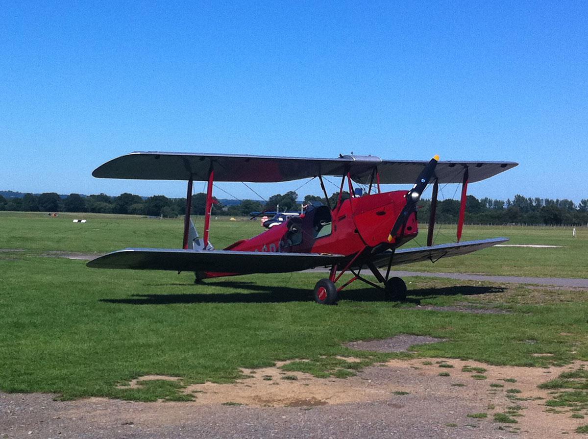 Headcorn Aerodrome (26.6.11)