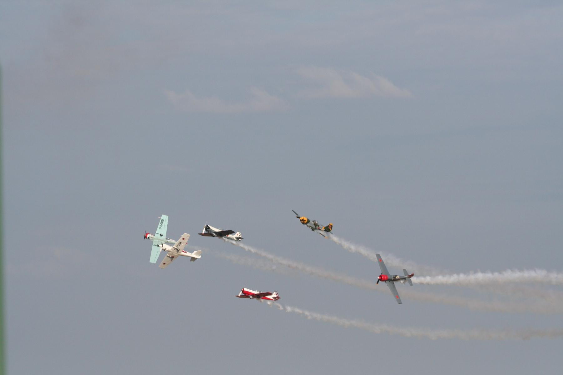 Duxford Summer Airshow 3rd September 2011 390