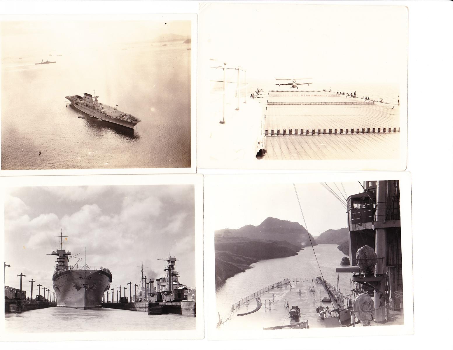 USS Lexington Ranger