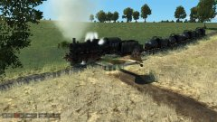 Using The IL2 to Derail a Train