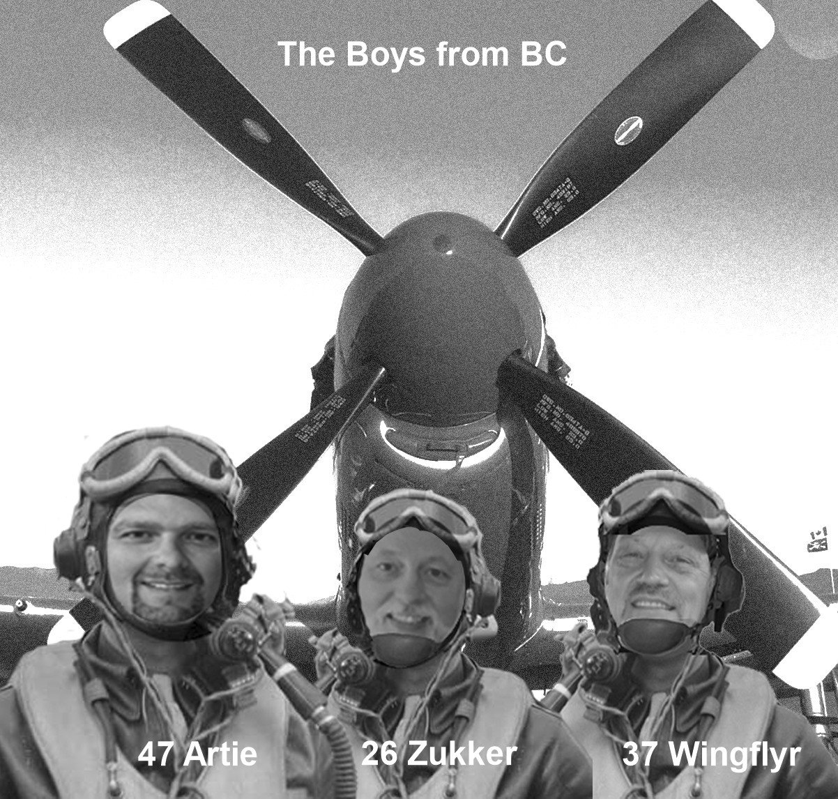 The Boys from BC